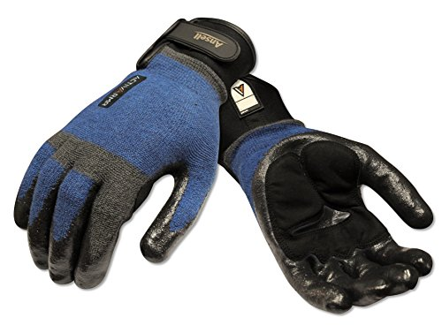 ansell-activarmr-97-003-nitrile-coated-heavy-laborer-gloves-cut-resistant-adjustable-cuff-medium-blu