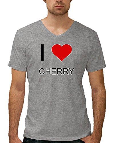 i-love-cherry-mens-v-neck-t-shirt-xx-large