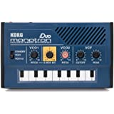 Korg MONOTRON-DUO Korg MONOTRON-DUO Analog Ribbon Synth with Dual Oscillator and Built-in Speaker