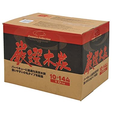 キャンパーズコレクション 厳選木炭10kg