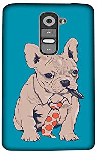 Timpax Protective Armour Case Cover. Multicolour Printed Design : I am Bluto.Precisely Design For : LG G2 mini ( D618 )