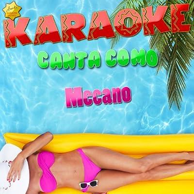 Me Cuesta Tanto Olvidarte (Popularizado por Mecano) [Karaoke Version]