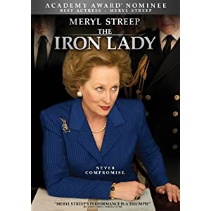the iron lady book review