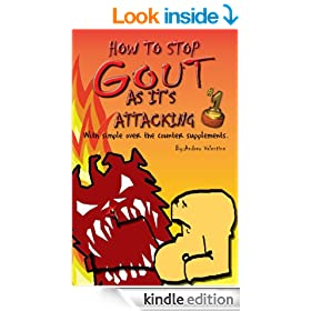 How to  Stop Gout as it's Attacking
