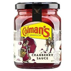 Colman's Classic Cranberry Sauce, 265g