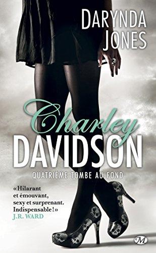 Couverture du livre Quatrième tombe au fond: Charley Davidson, T4