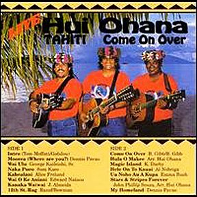 Live: Tahiti Come On Over