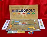 Bibleopoly christian board game
