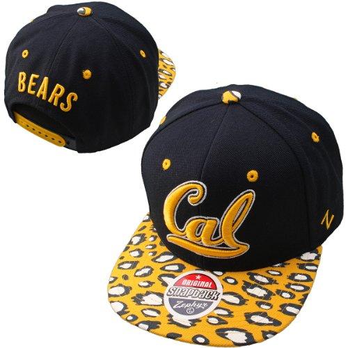 Zephyr California Golden Bears Animal Style Hat