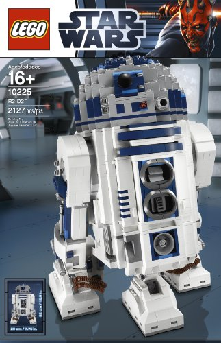 51LRY0q6xrL Cheap Price LEGO Star Wars 10225 R2D2