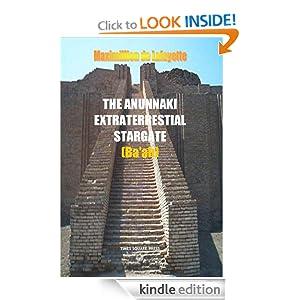 THE ANUNNAKI EXTRATERRESTRIAL STARGATE: Ba'ab