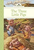 The Three Little Pigs (1402784341) by Namm, Diane