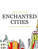 img - for ENCHANTED CITIES: An Adult Coloring Book book / textbook / text book