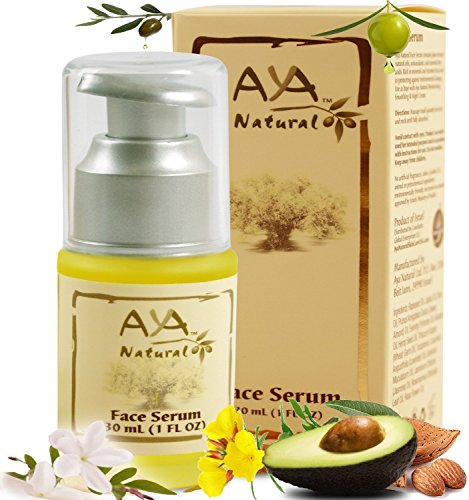 Natural Face Serum Daily Moisturizer - 100
