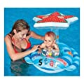 Intex 56582EP Inflatable Lil' Star Baby Float, 47 x 32 Inch