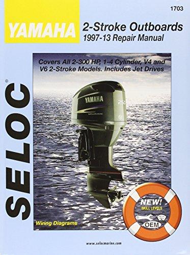 Yamaha Outboards 1997 - 2009 2 Stroke (Marine Manuals)