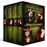 The Highland Brides Series (4 Full-Length Highland Romance Novels)
