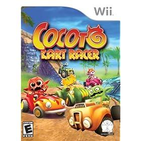 Cocoto Kart Racer: Nintendo Wii