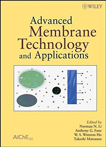 Advanced Membrane Technology and Applications (Advanced Surface Technology compare prices)