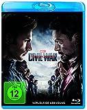 DVD & Blu-ray - The First Avenger: Civil War [Blu-ray]