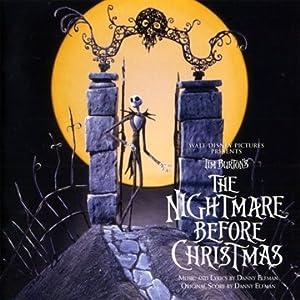 Tim Burton's The Nightmare Before Christmas by Walt Disney Records