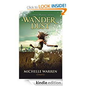 Wander Dust (The Seraphina Parrish Trilogy - Book 1)