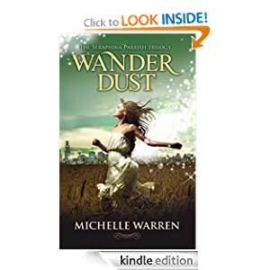 Wander Dust (The Seraphina Parrish Trilogy)