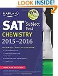 Kaplan SAT Subject Test Chemistry 201...