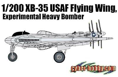 Cyber Hobby 1/200 XB-35 USAF Flying Wing, Experimental Heavy Bomber