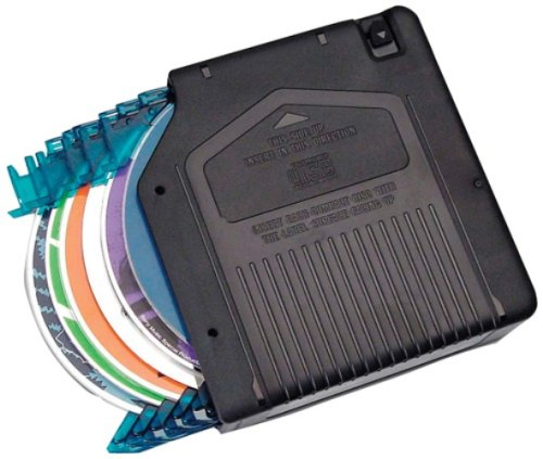 Pioneer Jd612V 6 Disc Cd Player Magazine front-624045