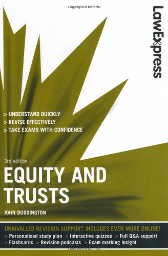 equity trust law