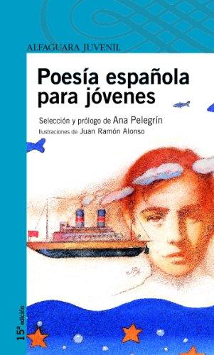 POESIA ESPAÑOLA PARA JOVENES descarga pdf epub mobi fb2