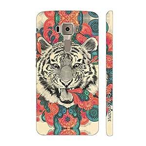 Enthopia Designer Hardshell Case Spot the Tiger Back Cover for Asus Zenfone 3 ZE552KL