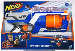 Nerf 36033E24 - N-Strike Elite, Strongarm