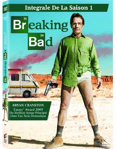 Breaking Bad - Saison 1 [Francia] [DVD]