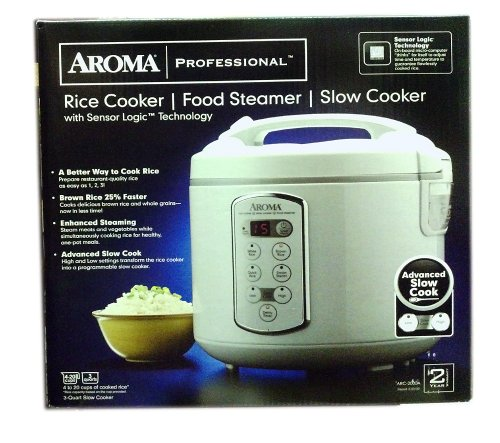 rice cookers aroma arc 2000a professional series 20 cup. Black Bedroom Furniture Sets. Home Design Ideas