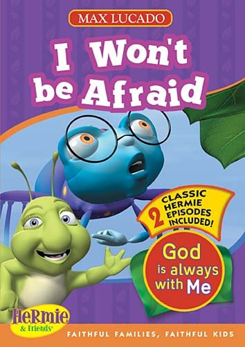 I Won't Be Afraid DVD, Max Lucado [NTSC]