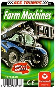 Ace Trumps - Farm Machines