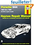 Porsche 944 Automotive Repair Manual...