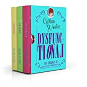 Dysfunctional: The 1st Trilogy of Matilda Schmidt, Paranormal Psychologist (The Case Files of Dr. Matilda Schmidt, Paranormal Psychologist)