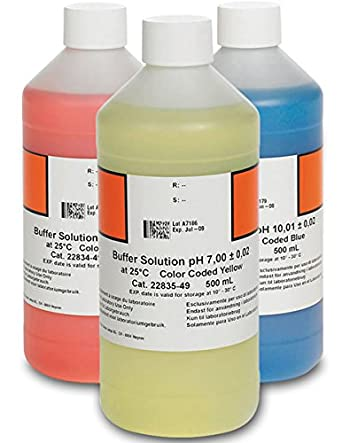 ph and buffer solution To do this it is generally necessary to buy somewhat expensive ph buffer  solutions that will only last for a relatively small while before new.