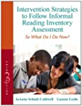Intervention Strategies to Follow Inf...