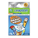 LeapFrog Leapster Learning Game Mr. Pencil's Learn to Draw and Write ~ LeapFrog