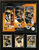 NHL Boston Bruins Bobby Orr/Ray Bourque/Zdeno Chara 12x15-Inch Legacy Collection Plaque at Amazon.com