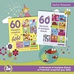 60 Premi�res Comptines Pour B�b� / 60...