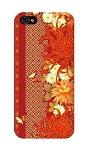 iPhone5 ケース 『緋色』 ハードケース アイフォン5 カバー SoftBank au スマートフォン スマフォケース 携帯カバー iPhone5 専用 TL-STAR