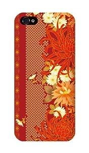 iPhone5 ケース 『緋色』 アイフォン5 カバー SoftBank au スマートフォン スマフォケース 携帯カバー iPhone5 専用 TL-STAR
