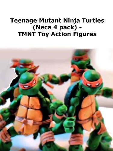 Review: Teenage Mutant Ninja Turtles (Neca 4 pack)