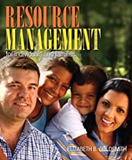 Resource Management for Individuals and Families (5th Edition)