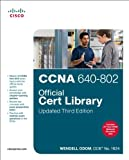 51LS%2BCMHKIL. SL160  Top 5 Books of CCNA Computer Certification Exams for January 24th 2012  Featuring :#1: CCNA Cisco Certified Network Associate Study Guide, includes CD ROM: Exam 640 802